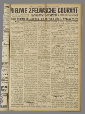 Nieuwe Zeeuwsche Courant 1924-12-04