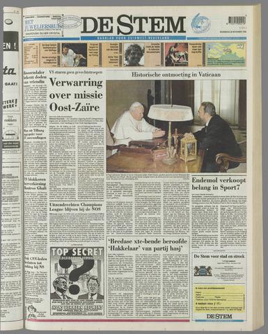 de Stem 1996-11-20