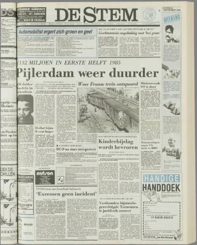 de Stem 1985-09-07