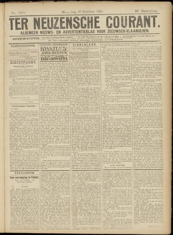 Ter Neuzensche Courant. Algemeen Nieuws- en Advertentieblad voor Zeeuwsch-Vlaanderen / Neuzensche Courant ... (idem) / (Algemeen) nieuws en advertentieblad voor Zeeuwsch-Vlaanderen 1926-10-18