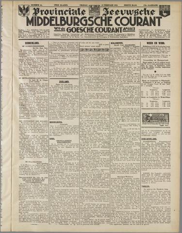 Middelburgsche Courant 1933-02-17