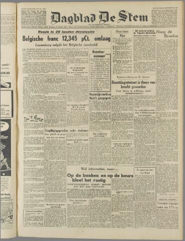 de Stem 1949-09-22