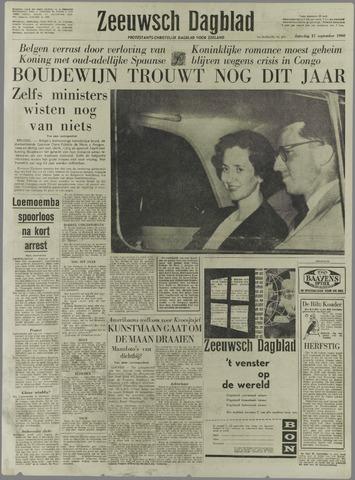 Zeeuwsch Dagblad 1960-09-17