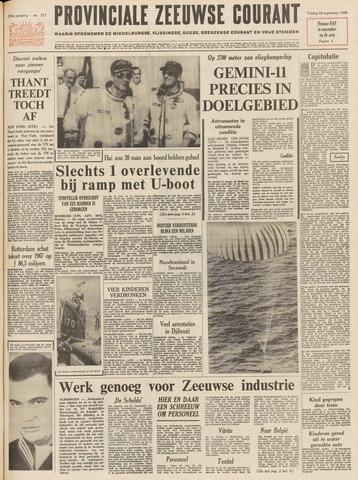 Provinciale Zeeuwse Courant 1966-09-16