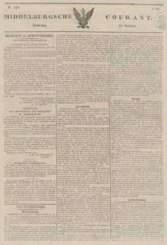 Middelburgsche Courant 1844-10-12