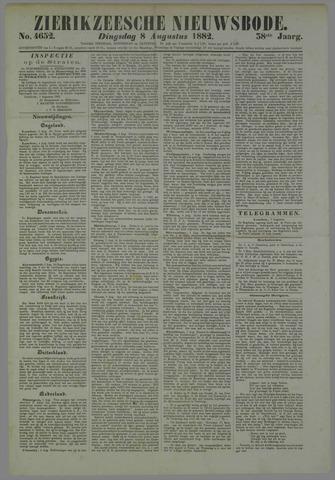 Zierikzeesche Nieuwsbode 1882-08-08