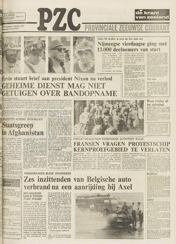 Provinciale Zeeuwse Courant 1973-07-18