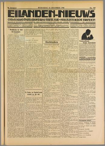 Eilanden-nieuws. Christelijk streekblad op gereformeerde grondslag 1936-12-16