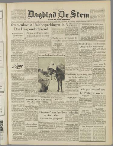 de Stem 1954-08-11