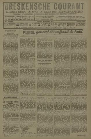 Breskensche Courant 1928-02-04