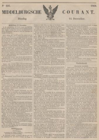 Middelburgsche Courant 1869-12-14