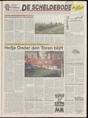 Scheldebode 1996-02-01