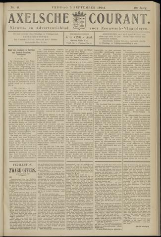 Axelsche Courant 1924-09-05