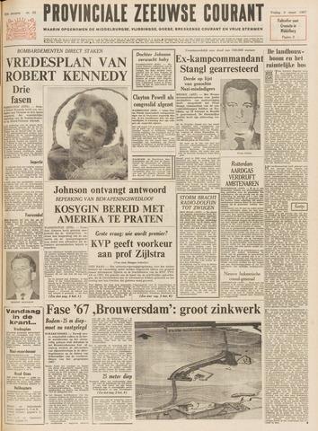 Provinciale Zeeuwse Courant 1967-03-03