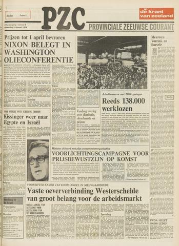 Provinciale Zeeuwse Courant 1974-01-10
