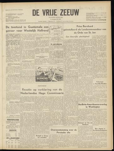 de Vrije Zeeuw 1954-06-28