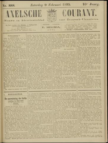 Axelsche Courant 1895-02-09
