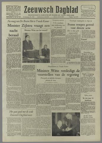 Zeeuwsch Dagblad 1957-06-07