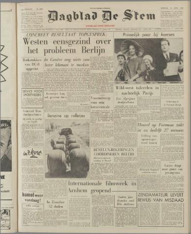 de Stem 1961-06-06
