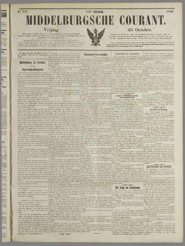 Middelburgsche Courant 1908-10-23