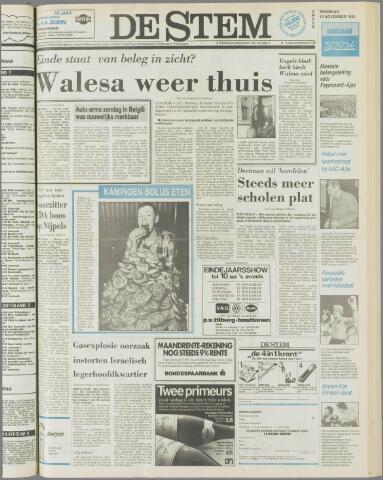 de Stem 1982-11-15
