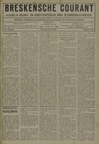 Breskensche Courant 1919-07-23