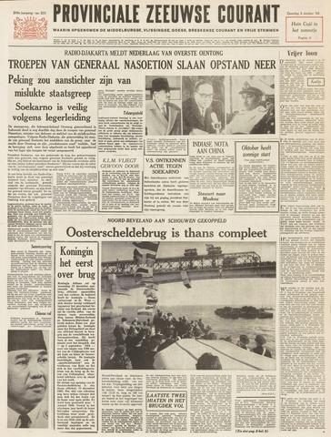 Provinciale Zeeuwse Courant 1965-10-02