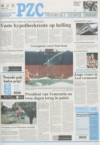 Provinciale Zeeuwse Courant 2002-04-15