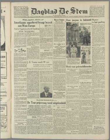 de Stem 1949-07-28