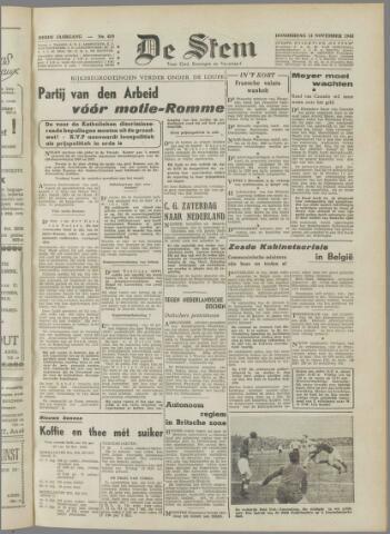de Stem 1946-11-14