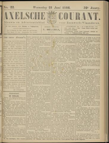 Axelsche Courant 1916-06-21