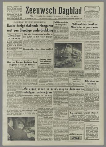 Zeeuwsch Dagblad 1956-12-13