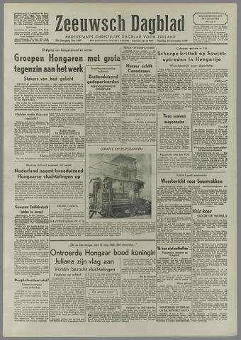 Zeeuwsch Dagblad 1956-11-20