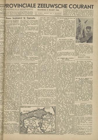 Provinciale Zeeuwse Courant 1944-03-06
