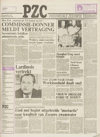 Provinciale Zeeuwse Courant 1976-04-10