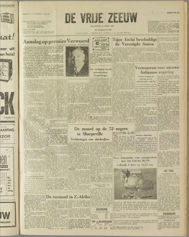 de Vrije Zeeuw 1960-04-11