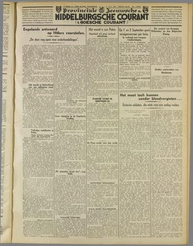 Middelburgsche Courant 1939-08-31