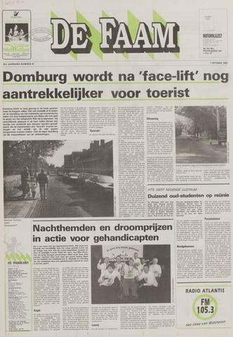 de Faam en de Faam/de Vlissinger 1992-10-07