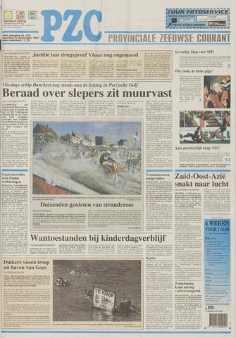 Provinciale Zeeuwse Courant 1997-09-22