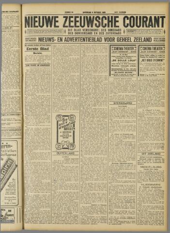 Nieuwe Zeeuwsche Courant 1928-10-06