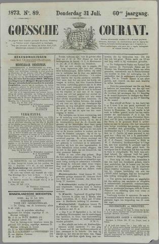 Goessche Courant 1873-07-31