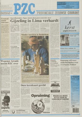 Provinciale Zeeuwse Courant 1996-12-24