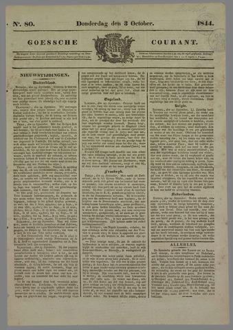 Goessche Courant 1844-10-03