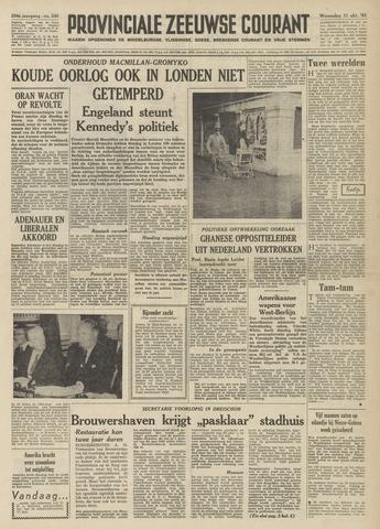 Provinciale Zeeuwse Courant 1961-10-11