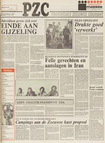 Provinciale Zeeuwse Courant 1979-07-16