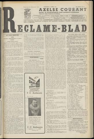 Axelsche Courant 1954-04-28