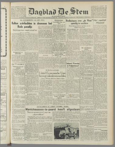 de Stem 1949-03-08