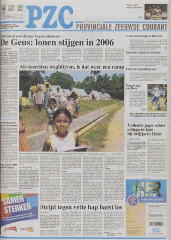 Provinciale Zeeuwse Courant 2005-01-17