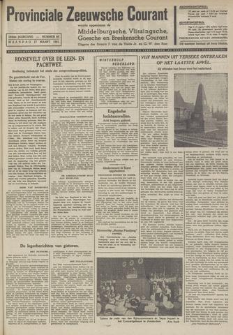 Provinciale Zeeuwse Courant 1941-03-17
