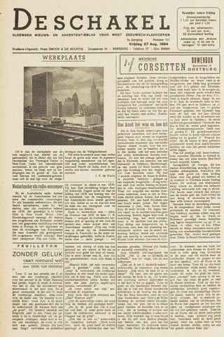 De Schakel 1954-08-27